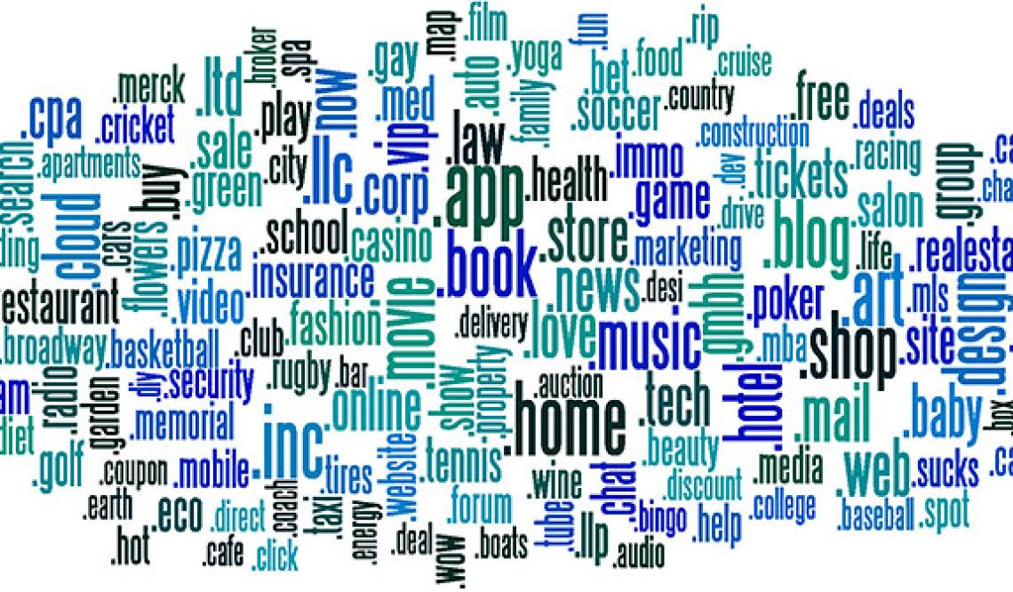 Czy warto rejestrować nowe domeny (nTLD)?