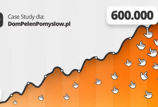 Case study DomPelenPomyslow.pl
