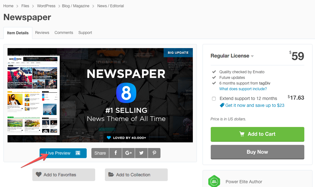 newspaper themeforest