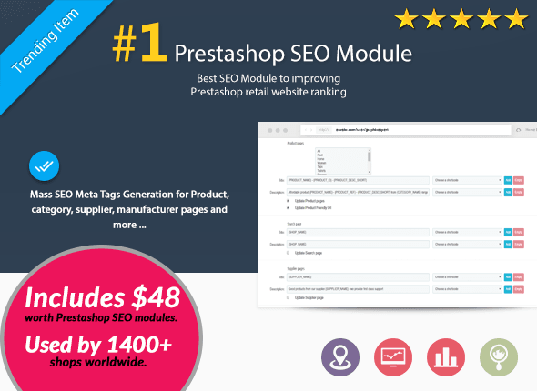 prestashop seo manager