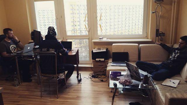 pierwsze biuro Just Join IT