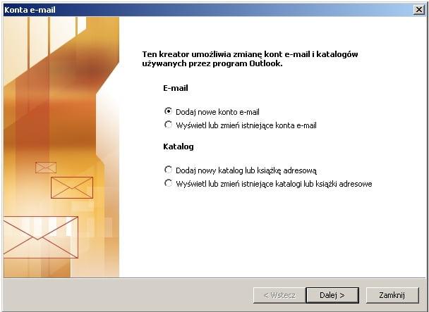 kreator e-mail